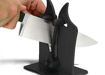 Afiação de faca